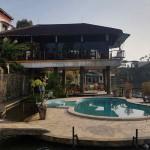 villa bukit danau puncak lot b